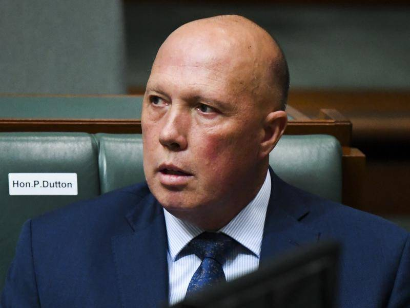 Peter Dutton was told about the alleged rape days before the prime minister says he was informed.